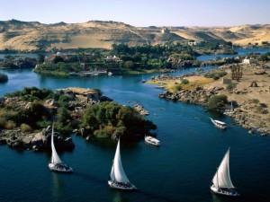 The Nile River | Lost in the natural beauty of River Nile